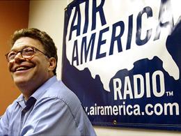 Al Franken at Air America