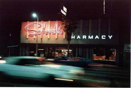 Original Schwab's Drugstore