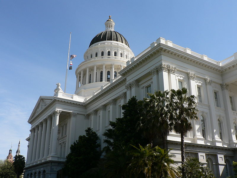 CA Statehouse
